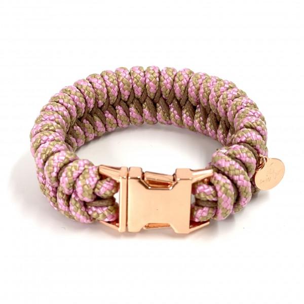 """Armband """"Palma"""" roségold"""