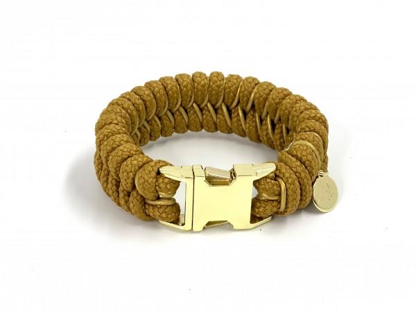 """Armband """"Sahara"""" gold"""