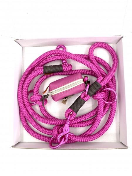"Set ""Miami"" pink"